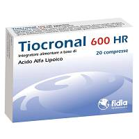 TIOCRONAL 600HR 20CPR